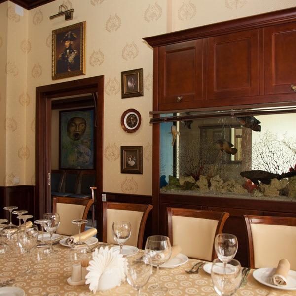 VIP зал. Ресторан Мечта Орел
