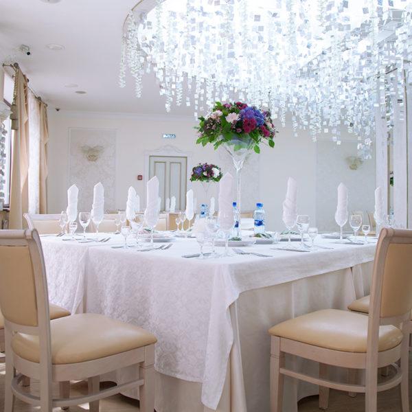 Банкетный зал ресторана Мечта