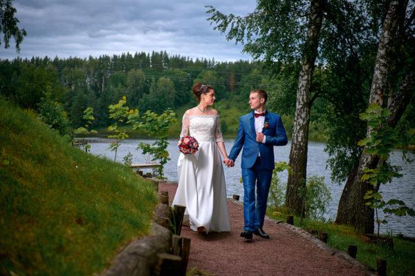 Свадьба в Орле. Парк-отель Мечта. Алексей и Евгения