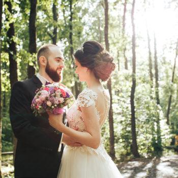 Алина и Олег. Свадьба в Орле. Парк-отель Мечта