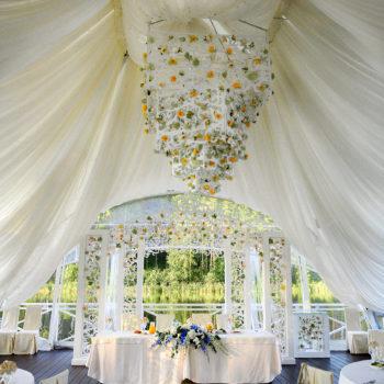 Свадебный банкет в Орле. Ресторан Мечта