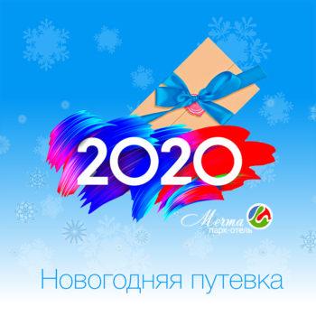 Новогодняя путевка 2020