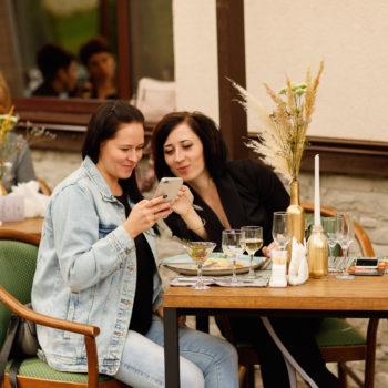 Гала Ужин с Александром Кожокару