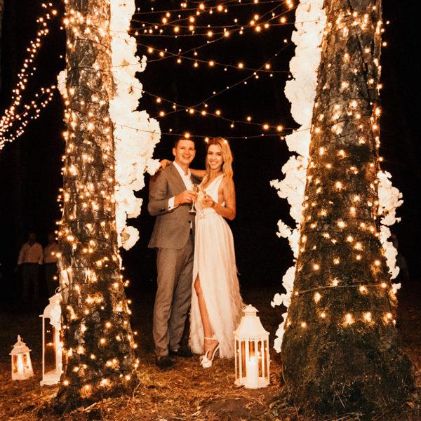 Свадьба под ключ в Мечте