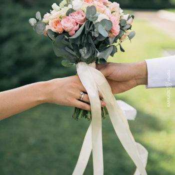 Свадьба в Орле. Парк отель Мечта. Вика Константин, 2020