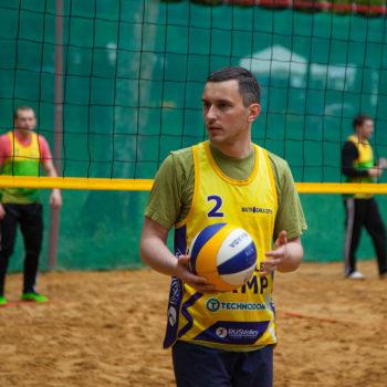 Игра в волейбол в Мечте